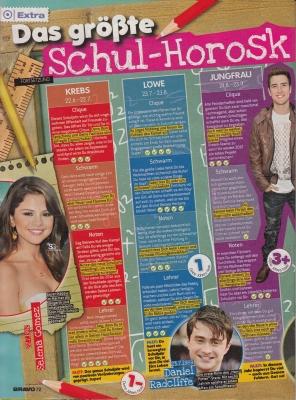 عکس های جدید سلنا روی مجله !